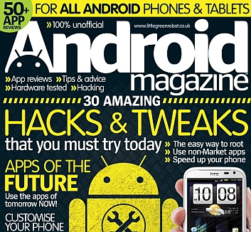 Android Magazine review about Generate Strong Password
