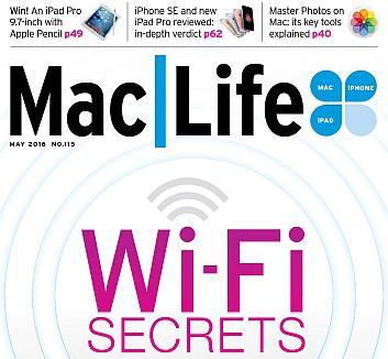 Mac Life review about Generate Strong Password
